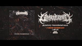 UNTETHERED - PLANETARY DISEMBOWELMENT [OFFICIAL EP STREAM] (2021) SW EXCLUSIVE