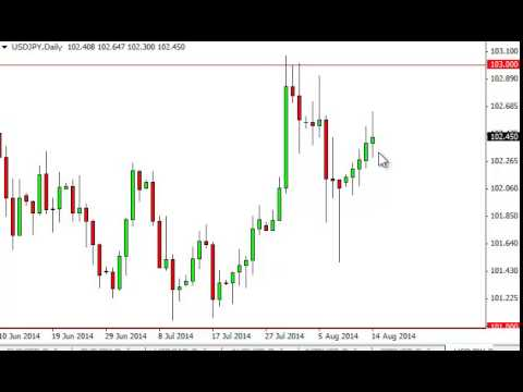 USD/JPY Technical Analysis for August 15, 2014 by FXEmpire.com