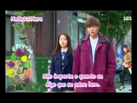 Park Shin Hye -- Story (The Heirs OST) [Legendado]