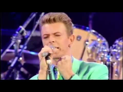(1992) David Bowie+Mick Ronson+Queen+Ian Hunter / All The Young Dudes ~ Heroes