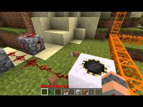minecraft : how to use a buildcraft quarry Music Videos