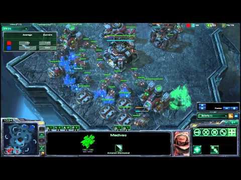 HD Starcraft 2 oGs.MC v Butterfly