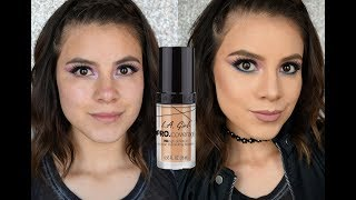 L.A.Girl PRO.coverage Foundation | Reseña
