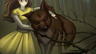 Edward , Jacob , and Bella Anime Pictures