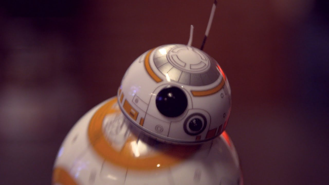 Hands on With App-Controlled BB8