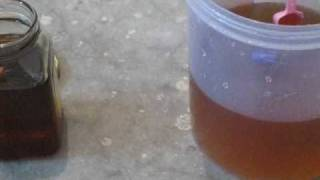 How To Check Pure Honey At Home.wmv