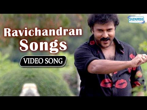 Ravichandran songs - Shilpa Shetty - Juhi Chawla - Kannada Best...