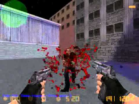 Counter Strike 1.6 Zombie Plague Loquendo