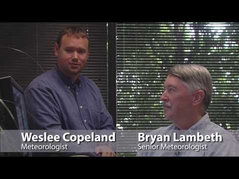 TCEQ meteorologists show how weather modeling is used to forecast Texas air quality