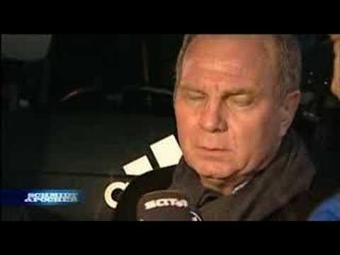 Harald Schmidt  Uli Hoeneß schimpft
