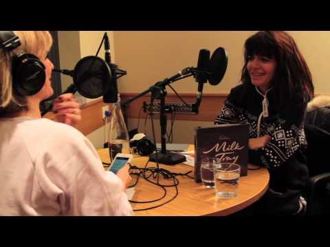 Claudia Winkleman learns about twitter and selfies on heat radio