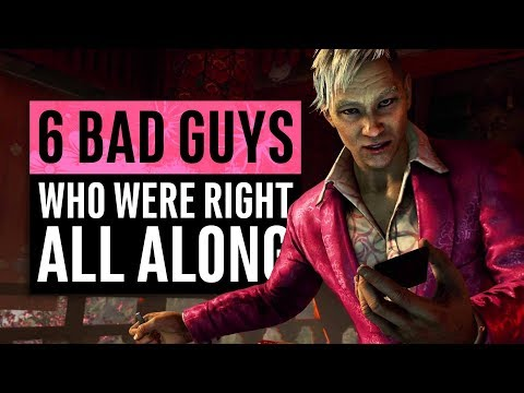 6 Bad Guys Who Were Right All Along