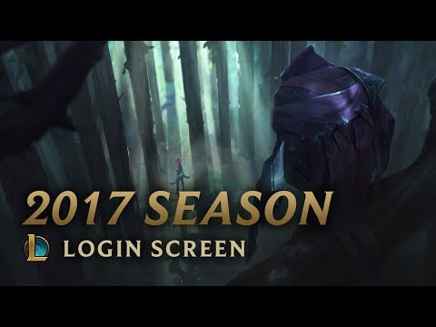 2017 Season | Login Screen - League of Legends