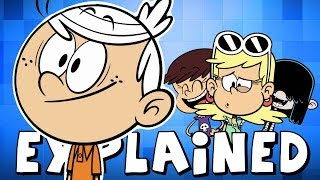 Lincoln Loud's White Hair EXPLAINED?