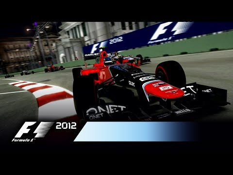 F1 2012 - 'Improvements' Developer Diary