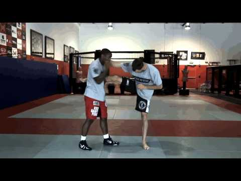 Catching Kicks / Muay Thai Tutorial Image 1