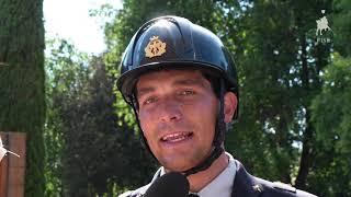 Giampiero Garofalo | Migliore azzurro Rolex Gran Premio Roma