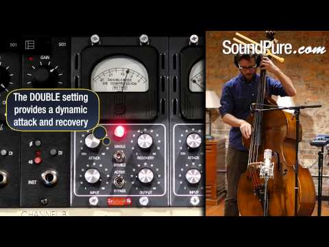 Download Lagu Retro Doublewide Tube Compressor - Part 1: Stand Up Bass MP3 Free