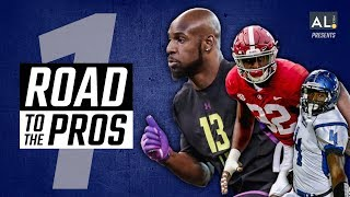 Rashaan Evans: Road to the Pros | Part 1