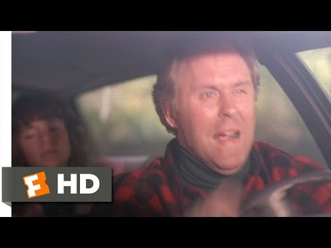 Harry and the Hendersons (1/9) Movie CLIP - Bear or Gorilla? (1987) HD