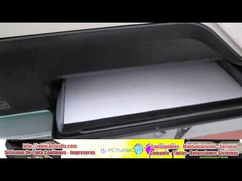 Impresora HP 4615 Con Sistema De Tinta PcTuxtla.Com  Tel: 61 2 01 95 SISTEMA ESTABLE DE IMPRESION