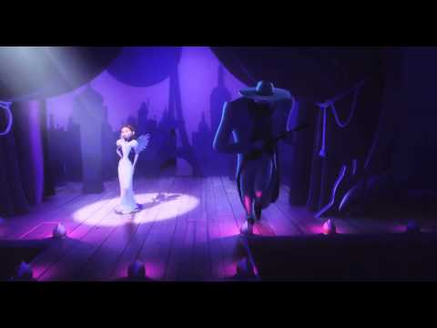 La Seine [soundtrack From Animated Movie 'a Monster In Paris'] Hd.mp4 video