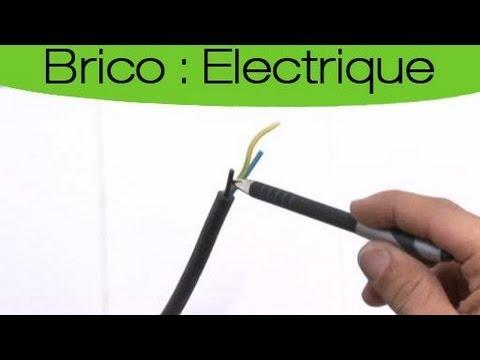 Astuces les codes couleurs des fils lectriques youtube - Branchement electrique ln couleur ...