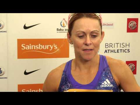 Jenny Meadows shocked at seventh-place finish