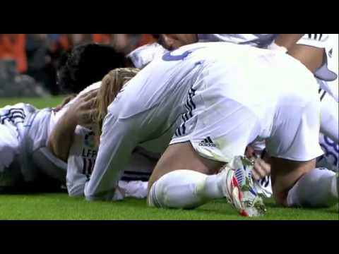 Sergio Ramos Amazing Goal From Guti [HD]