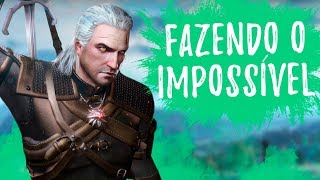 CD PROJEKT RED FEZ O IMPOSSÍVEL? THE WITCHER 3 CHEGANDO NO NINTENDO SWITCH!