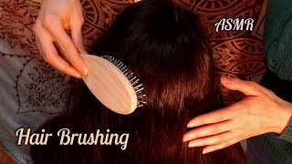 SANFTES HAAREBÜRSTEN & KOPFMASSAGE  (GENTLE HAIRBRUSHING & HEAD MASSAGE) ღ  ASMR (DEUTSCH/ GERMAN)