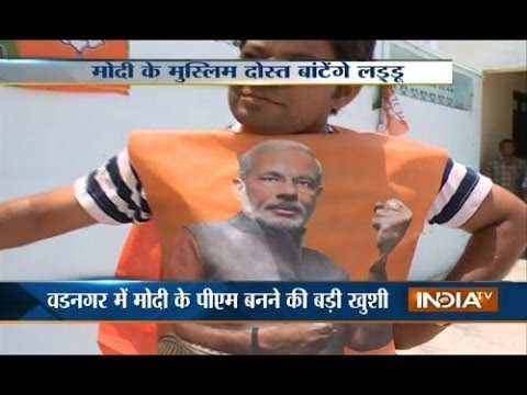 Narendra Modi to be sworn-in as 15th Prime Minister of India today,Part 8