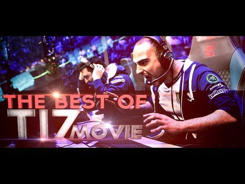 The Best Moments of The International 7 - ARE YOU READY FOR TI8? Dota 2 HYPE MOVIE