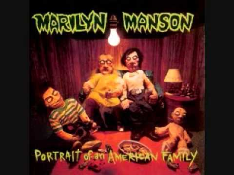 Marilyn Manson - Portrait Of An American Family [Full Album]