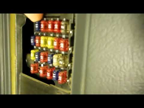 Prueba de fuga de corriente (bateria q se descarga x la noche)