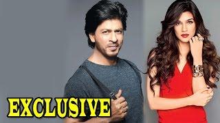 Shahrukh Khan impressed with Kriti Sanon | EXCLUSIVE