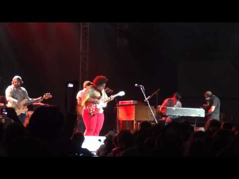 Alabama Shakes - Heavy Chevy - Live at Bonnaroo 2012, This Tent, Manchester, TN-6/7/12