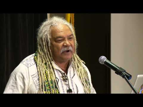 George Martin, Peace Activist talks about war to Green Party Presidential Convention