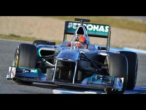 2012 Predictions From F1 Testing