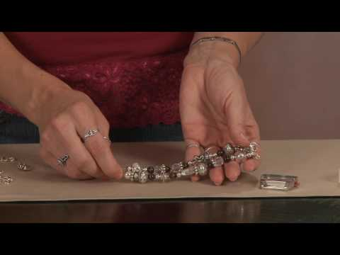 Making Interchangeable Beaded Watch Bands