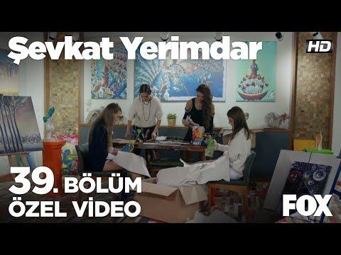 """""""Fasulyeden yıl dönümü""""  Şevkat Yerimdar 39. Bölüm"""
