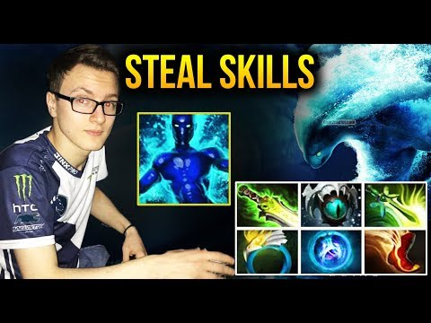 HOW To STEAL FORMS By Miracle- Morphling - Dota 2 7.07c
