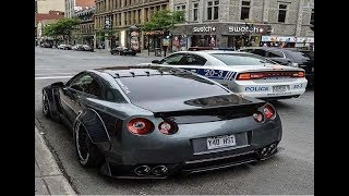 Street Racers Vs Police Best Compilation