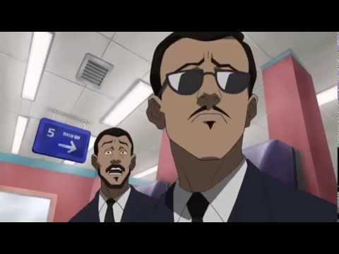 "The Boondocks: Season 2 Episode 1 ""...Or Die Trying"""