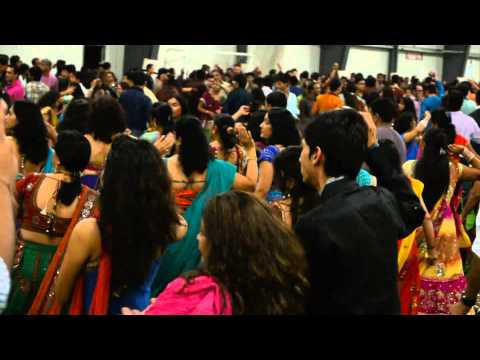 Atul Purohit Garba 18 10 2013,toronto Part-2 video