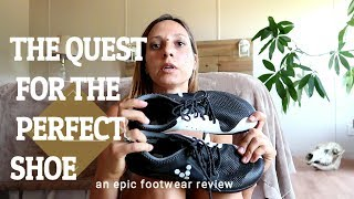 Minimalist Footwear Review and the Problem with Most Shoes