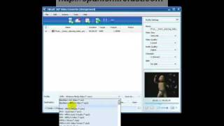 Utilizar Xilisoft 3gp Video Converter