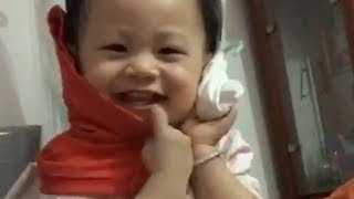 Đây là lý do nhiều bố mẹ thích đẻ con gái ❤ Trò chơi trẻ em ❤ Em bé xinh xinh đáng yêu nhất quả đất
