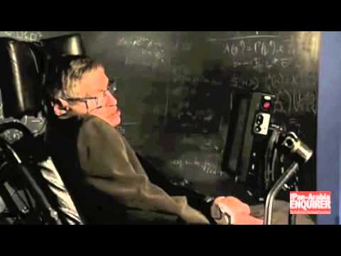 Stephen Hawking Hacked By Syrian Electronic Army