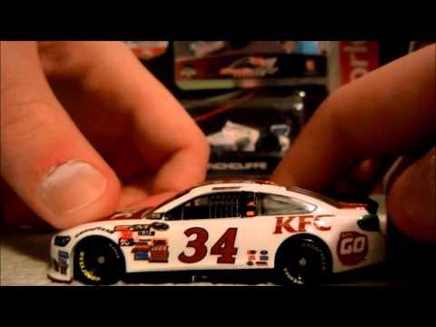 NASCAR Diecast Review on David Ragan's 2014 KFC Ford (In Memory of John Pinette)